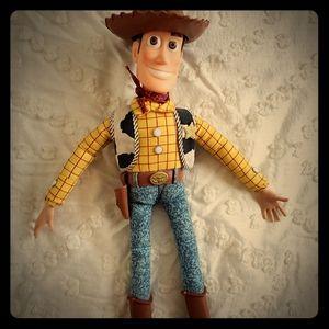 Woody doll